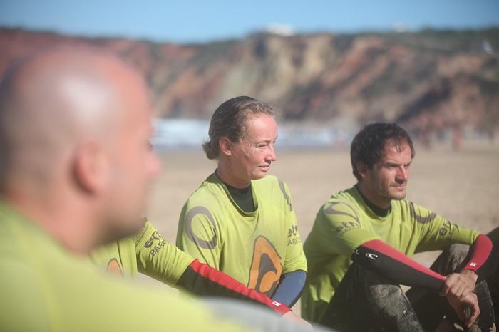 Amado Surf Camp Antonio